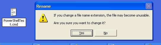 How to Run a PowerShell Script from Batch File